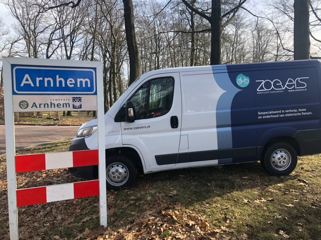 elektrische fietsen specialist in regio Arnhem