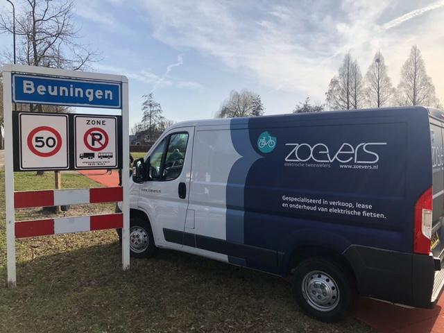 Elektrische fietsen specialist regio Beuningen