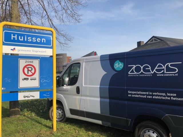 Elektrische fietsen specialist regio Huissen