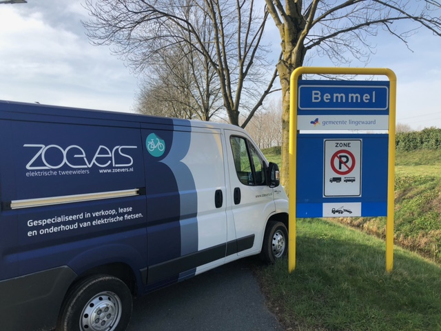Elektrische fietsen specialist regio Bemmel